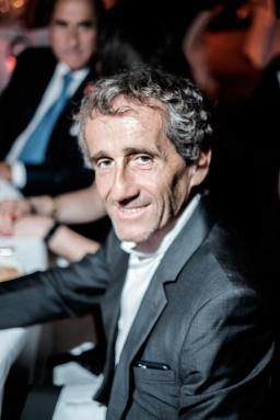 Association Suisse pour la Recherche sur l'Alzheimer, Alain Prost