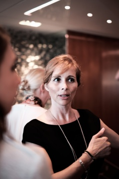 Association Suisse pour la Recherche sur l'Alzheimer, Claudia de Carvalho de l'association