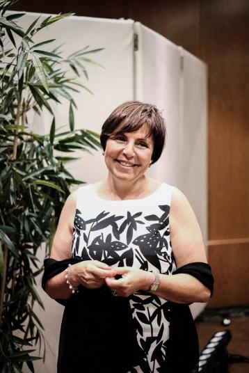 Association Suisse pour la Recherche sur l'Alzheimer, Nadine Max vice-présidente de l'association