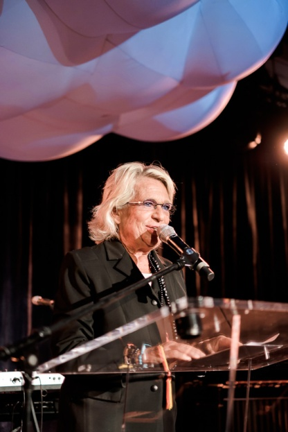Association suisse pour la Recherche sur l'Alzheimer, Véronique de Vilèlle