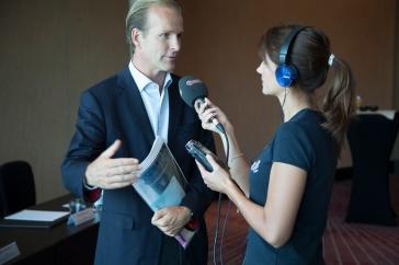 Tim Brockmann interviewé par One FM